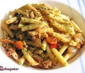 Receta de Macarrones con curry