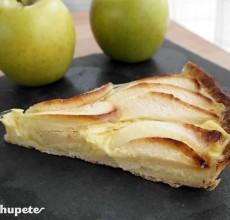 Tarta de Manzana en Hojaldre