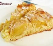 Receta de Bizcocho de manzana