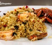 Arroz con necoras