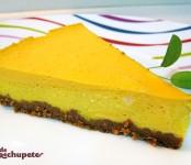 Receta de Tarta de mango
