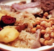 Cocido gallego. Receta tradicional gallega