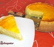 Receta de Tarta de queso (kasekuchen)