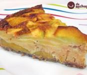 Receta de Pastel de manzana y mango