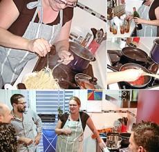 Italia en mi cocina. Curso con Anna Mayer