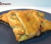 Receta de empanada de raxo