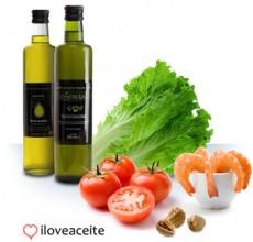 Concurso de recetas de ensaladas con iloveaceite