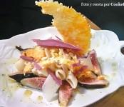 Receta de ensalada con pasta breva
