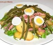 Receta de ensalada Liegose