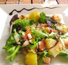 Ensalada marinera o Salade Marinière