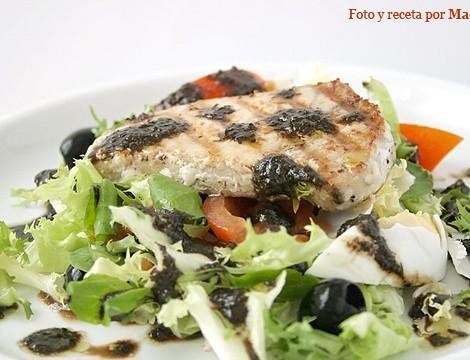 Ensalada nizarda o Salade Niçoise