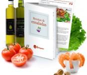 Imagen de recetario de ensaladas