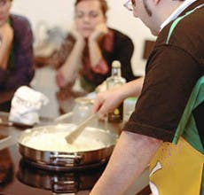 Curso de empanadas gallegas