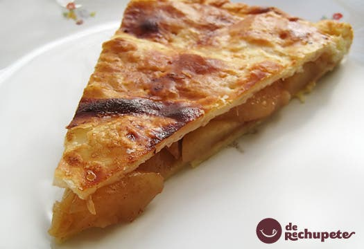 Receta de empanada de manzana