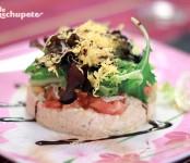 Receta de ensalada de marisco