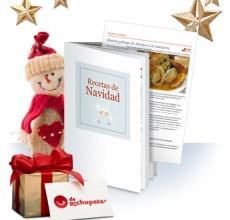 Imagen de recetario de Navidad