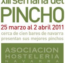 XIII Semana del Pincho en Navarra 2011