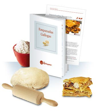 Recetas de empanadas gallegas