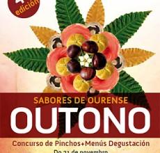 """""""Sabores de Outono"""" Castañas y setas inundan las cocinas ourensanas"""