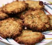 Receta de galletas con almendras y pistachos