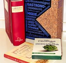 Imagen de libros gastronómicos para Navidad