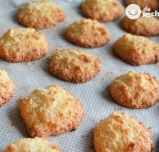 Cocadas o pastelitos de coco