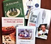 Imagen de libros de cocina