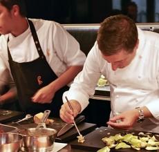 Cocinando con Joan Roca