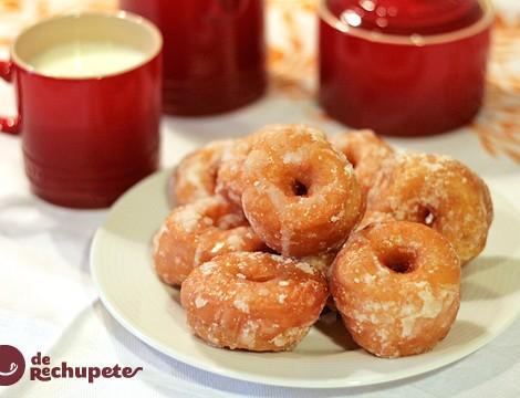 Rosquillas dulces de la abuela Hermitas