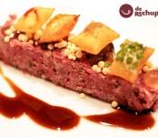 Receta de steak tartar estilo Joan Roca
