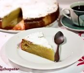 Receta de torta caldosa