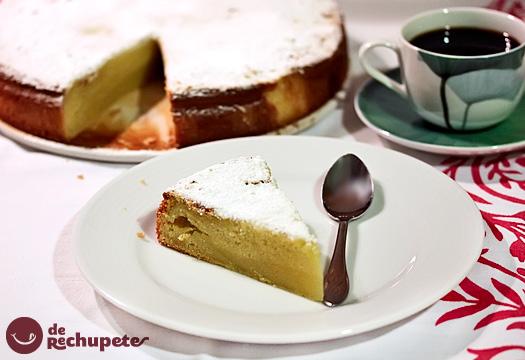 Coca Llanda o Torta Caldosa