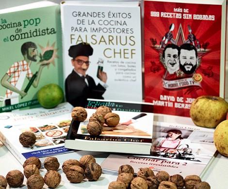 Los libros de cocina de los mejores blogs gastronómicos en el 2012