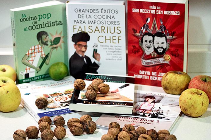 Los libros de cocina de los mejores blogs gastron micos 2012 for Los mejores libros de cocina