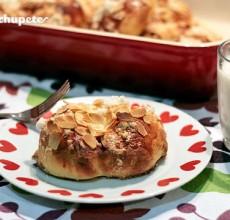 Mini roscones de Reyes. Clásico y con chocolate.