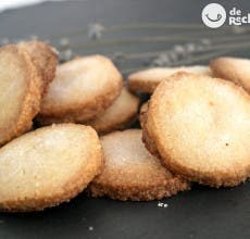 Galletas de mantequilla caseras y muy fáciles de hacer
