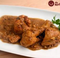 Pollo en salsa