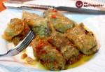Receta de Sarmale o Rollitos de carne con hojas de repollo
