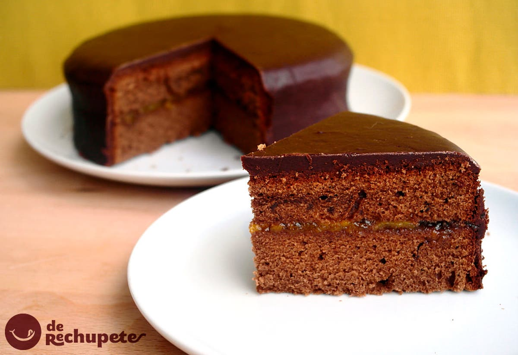 Tarta Sacher De Chocolate