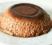 Flan_chocolate