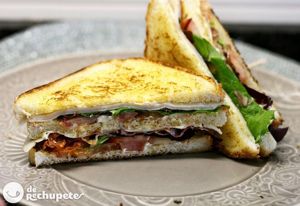 Cómo hacer el mejor sándwich con pollo o pavo casero
