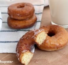 Donuts caseros. Cómo preparar donuts de azúcar