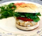 Recetas de hamburguesa de pescado