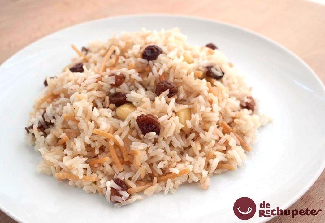 c mo preparar arroz rabe receta peruana