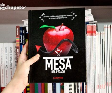 Un libro para pecar. La mesa del pecado