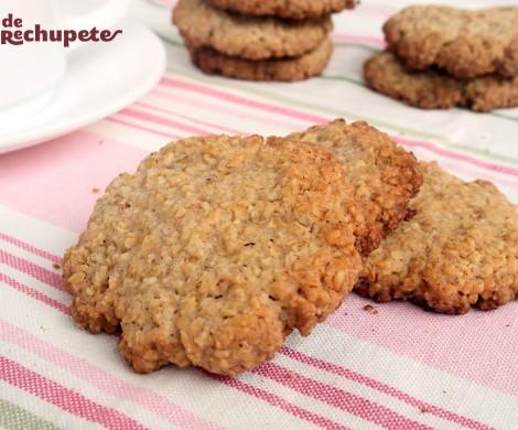 Cómo hacer galletas de avena fáciles y deliciosas