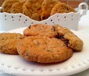 cookies o galletas de chocolate