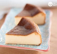 Tarta de queso al horno súper fácil