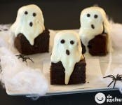halloween Brownies fantasma