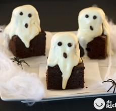 halloween Brownies fantasma
